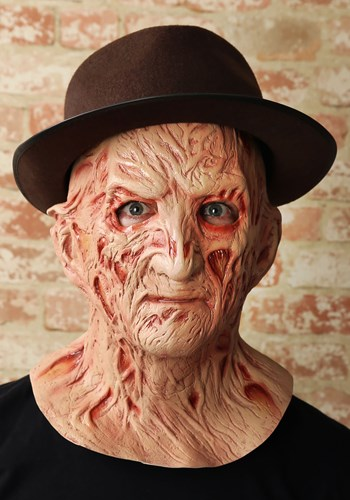 Nightmare on Elm Street 4 Freddy Krueger Full-Head Mask Upd