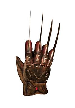 Deluxe Freddy Krueger Nightmare on Elm Street 1  Glove