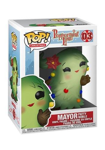 Pop! Funko: Holiday- Mayor Patty Noble