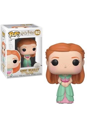 Pop! Harry Potter- Ginny Weasley (Yule Ball) upd