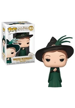 Pop Harry Potter Minerva McGonagall Yule Ball upd