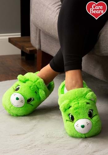 Adult's Good Luck Care Bear Slippers Update