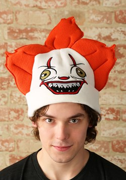 It Pennywise Clown Big Face Beanie Update