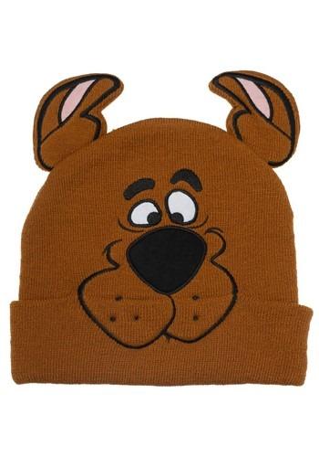 Scooby Doo Big Face 3D Ear Beanie
