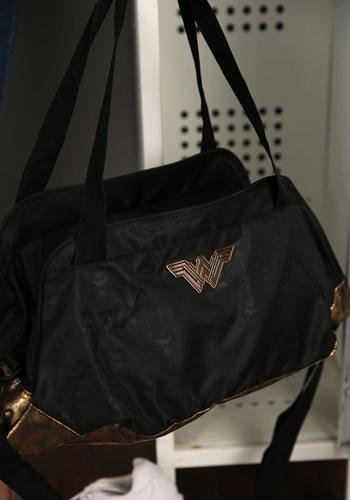 Wonder Woman Athletic Duffle Bag Update