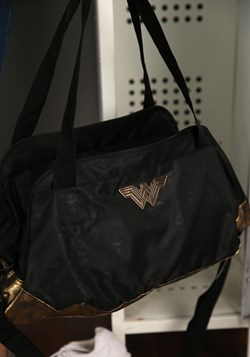 Wonder Woman Athletic Duffle Bag Update