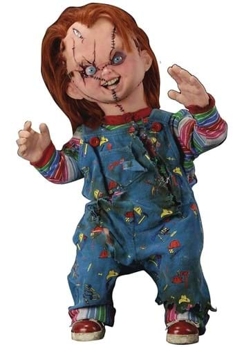Bride of Chucky Life Size Replica Chucky Doll 1