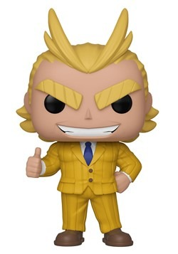Pop! Animation: My Hero Academia- Teacher All Might