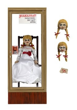 The Conjuring Ultimate Annabelle 7 Scale Action Figure