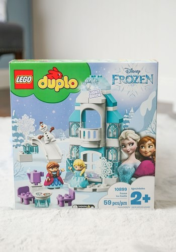 LEGO DUPLO Frozen Ice Castle New