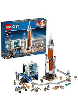 LEGO City Deep Space Rocket & Launch Control
