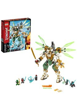 LEGO Ninjago Lloyds Titan Mech Set