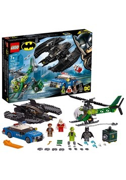 LEGO Super Heroes Batman Batwing & the Riddler Heist