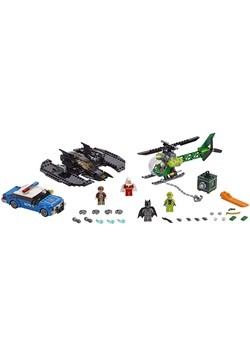LEGO Super Heroes Batman Batwing & the Riddler Hei Alt 1
