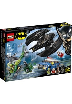 LEGO Super Heroes Batman Batwing & the Riddler Hei Alt 3