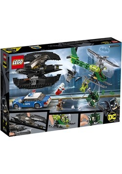 LEGO Super Heroes Batman Batwing & the Riddler Hei Alt 4