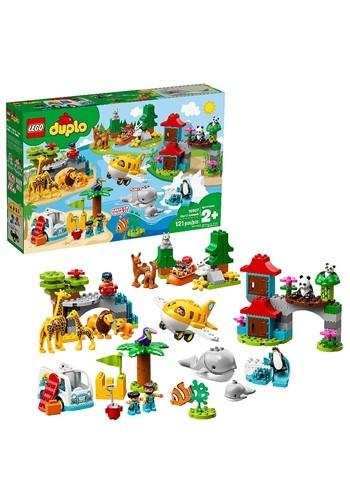 LEGO DUPLO Town World Animals