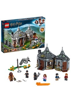LEGO Harry Potter Hagrids Hut Buckbeaks Rescue Set