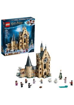 LEGO Harry Potter Hogwarts Clock Tower Set 1