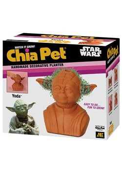 Chia Pet Star Wars Yoda
