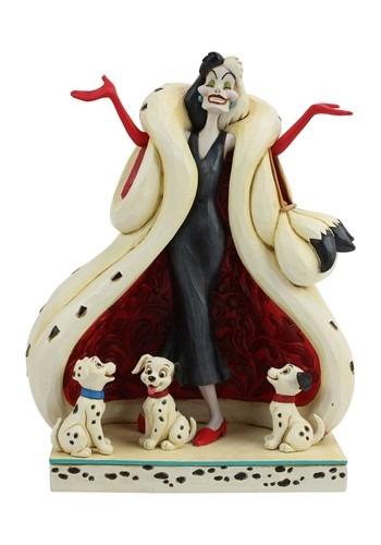 Cruella Devil Jim Shore Statue