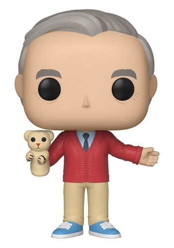 Pop! Movies: A Beautiful Day in the Neighborhood- Mr. Rogers