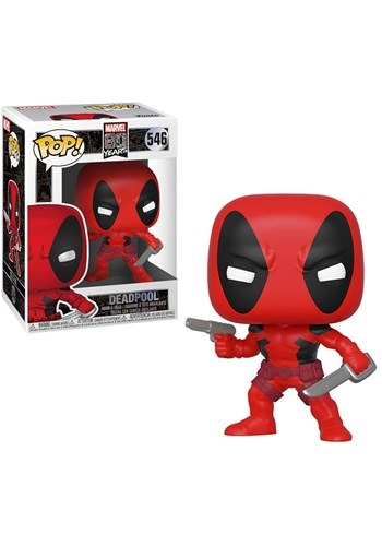 Pop! Marvel: 80th- First Appearance- Deadpool update