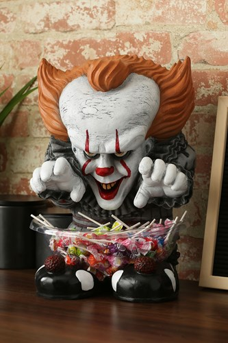 IT Pennywise Halloween Candy Bowl update