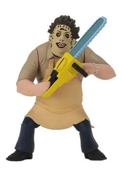 "Toony Terrors Leatherface 6"" Action Figure"