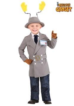 Toddler Inspector Gadget Costume