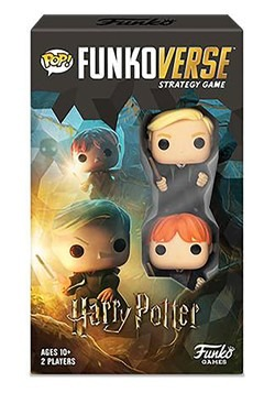 Pop! Funkoverse: Harry Potter- 101 Expandalone Strategy Game