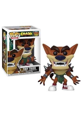 Pop! Games: Crash Bandicoot S3- Tiny Tiger upd