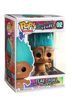 Pop! Trolls- Teal Troll