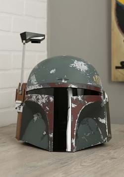Adult Boba Fett Star Wars Black Series Helmet Update