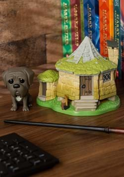 Pop! Town: Harry Potter- Hagrid's Hut with Fang