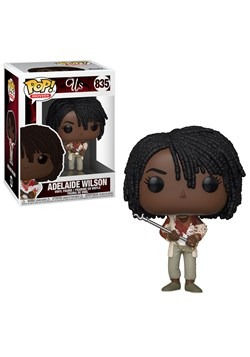 Pop! Movies: Us- Adelaide w/ Chains & Fire Poker1
