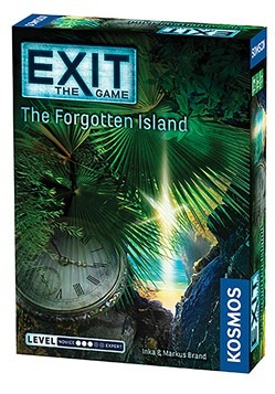 Exit The Game The Forgotten Island Game