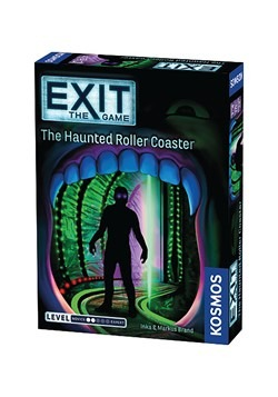 Exit Game: The Haunted Roller Coaster