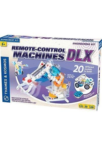 Remote-Control Machines DLX