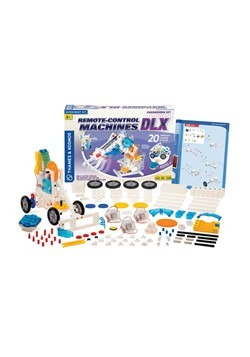 Remote-Control Machines DLX Alt 1