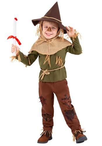 Toddler's Wizard of Oz Scarecrow Costume