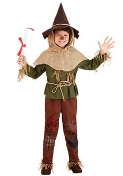 Kid's Wizard of Oz Scarecrow Costume Main Upd