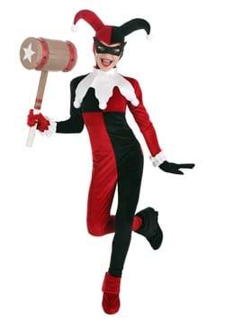 Kid's Deluxe Harley Quinn Costume
