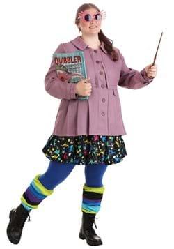 Plus Size Deluxe Harry Potter Luna Lovegood Costume