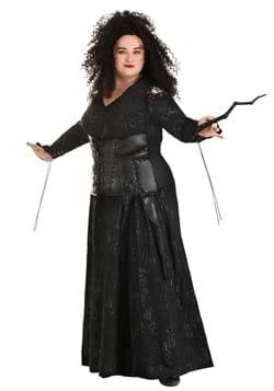 Plus Size Womens Deluxe Harry Potter Bellatrix Costume