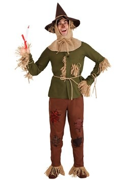 Wizard of Oz Plus Size Scarecrow Costume