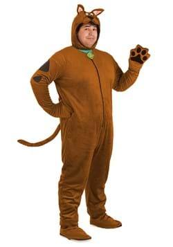 Plus Size Deluxe Scooby Doo Adult Costume