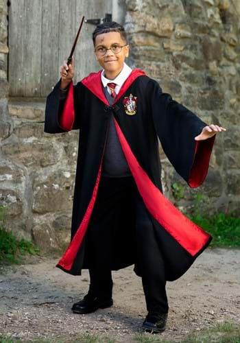 Boy's Deluxe Harry Potter Costume update