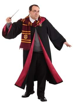 Deluxe Plus Size Harry Potter Costume