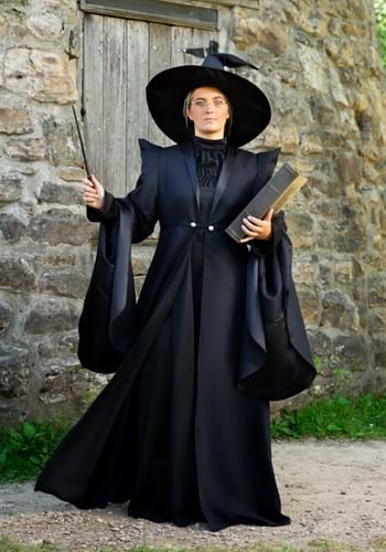 Plus Size Deluxe Harry Potter McGonagall Costume